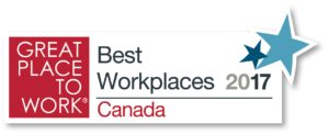 great places to work 2017