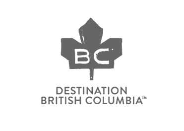 Destination British Columbia Logo